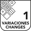 1 Variaciones