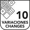 10 Variaciones