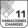 11 Variaciones