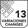 13 Variaciones