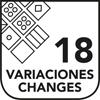 18 Variaciones