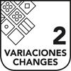 2 Variaciones