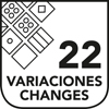 22 Variaciones