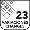 23 Variaciones
