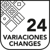 24 Variations