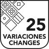25 Variaciones