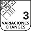 3 Variaciones
