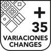 35+ Variaciones