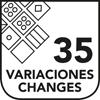 35 Variaciones