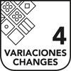 4 Variaciones