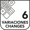 6 Variaciones