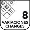 8 Variaciones