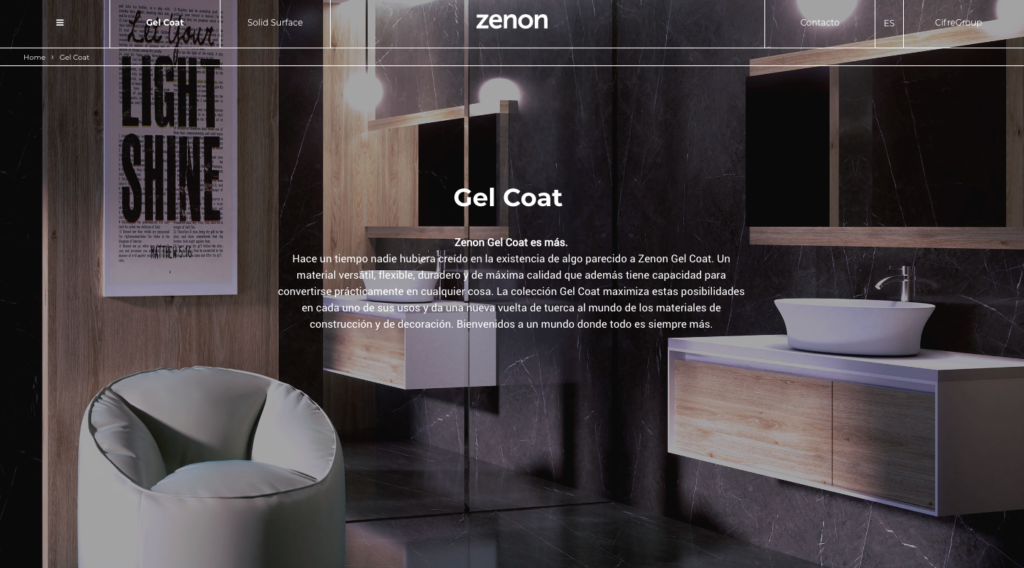 Zenon Solid Surface