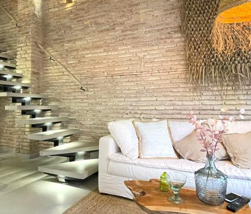 reforma de un loft en Valencia