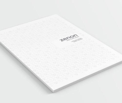 Nuevo catálogo de Zenon Solid Surface